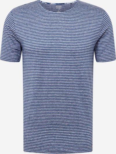 OLYMP T-shirt 'Level 5' i blå / vit, Produktvy