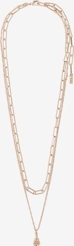 Pilgrim Necklace 'Sincerity' in Gold