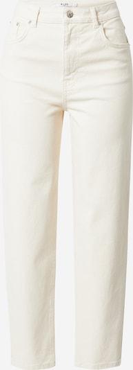 NA-KD Jeans i lys beige, Produktvisning