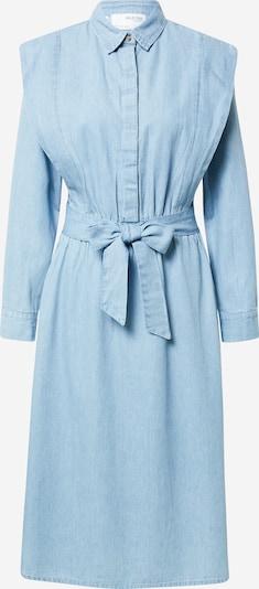 SELECTED FEMME Shirt Dress 'SLFTIME LS DRESS U' in Blue, Item view