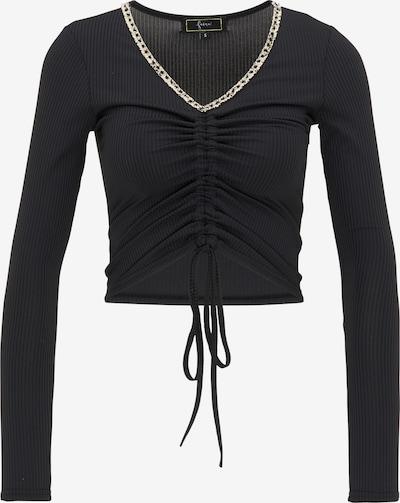 Tricou faina pe negru, Vizualizare produs