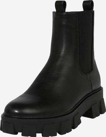 ABOUT YOU Boots 'Ann' in Schwarz