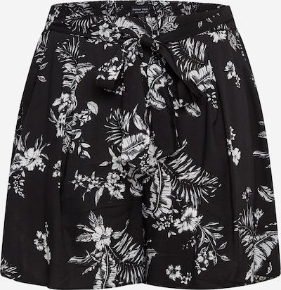 Dorothy Perkins Curve Kalhoty 'Xxopi' - černá / bílá, Produkt