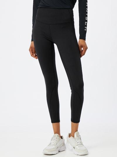 Marika Sporthose 'ATHENA' in schwarz: Frontalansicht