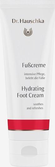 Dr. Hauschka Fußcreme in weiß, Produktansicht