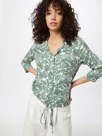 DeFacto Bluza u menta / bijela, Prikaz modela