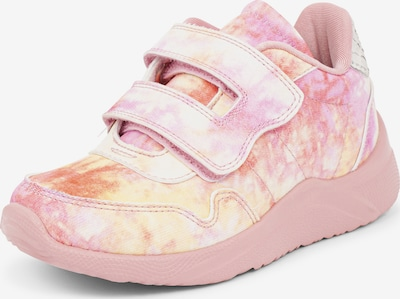 WODEN Kids Sneaker in gelb / rosegold / pink / weiß, Produktansicht
