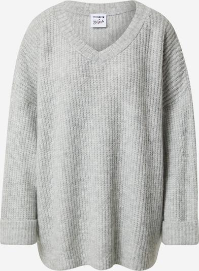 ABOUT YOU x Sharlota Pullover 'Tilda' in graumeliert, Produktansicht