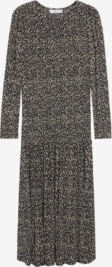 MANGO Šaty 'Rolo' - krémová / čierna, Produkt