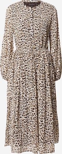 Rochie tip bluză Banana Republic pe maro / negru / alb, Vizualizare produs