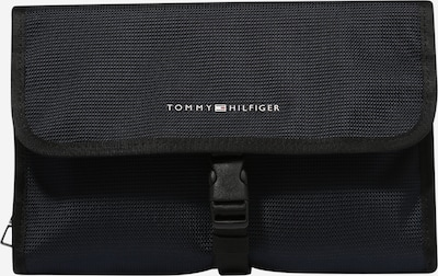 TOMMY HILFIGER Laundry bag in navy / white, Item view