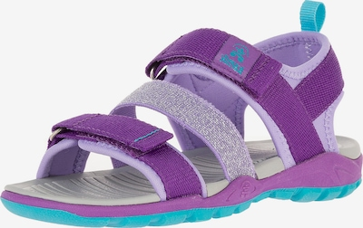 Kamik Sandalen 'COAST' in lila, Produktansicht