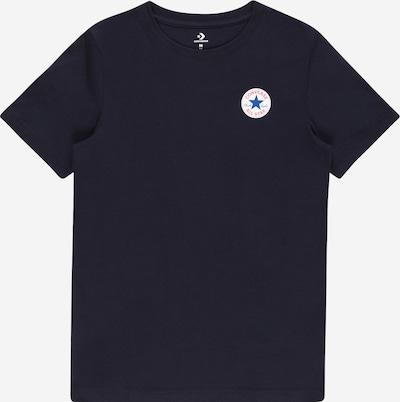 CONVERSE Shirt in de kleur Blauw / Navy / Rood / Wit, Productweergave