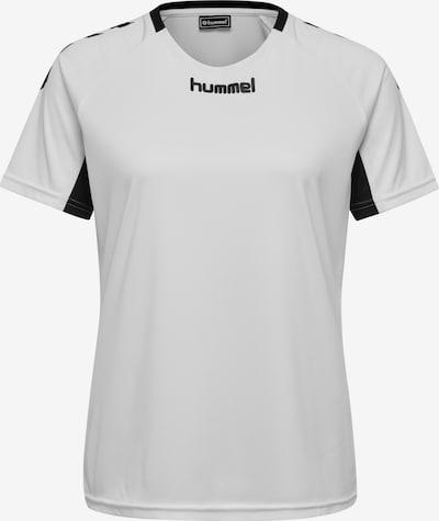 Hummel Trainingsshirt in schwarz / weiß, Produktansicht