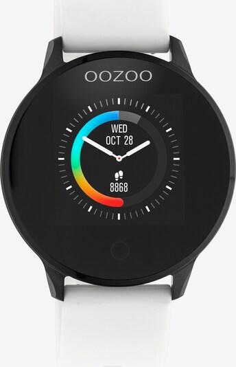 OOZOO Digitaluhr in weiß, Produktansicht
