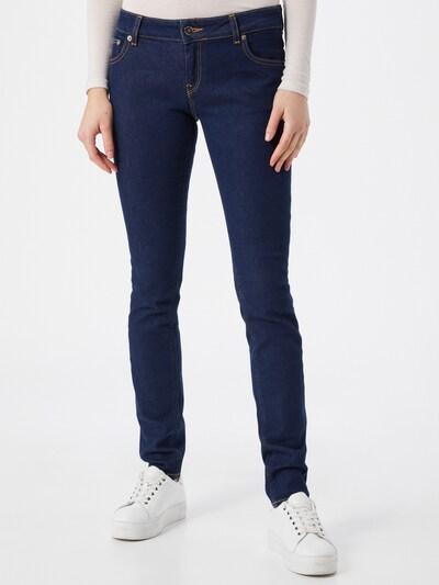 MUD Jeans Jeans in dunkelblau, Modelansicht