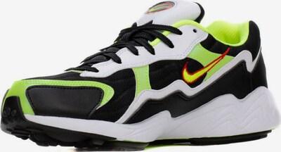 NIKE Sneaker ' Air Zoom Alpha ' in gelb / neongrün / schwarz / weiß, Produktansicht