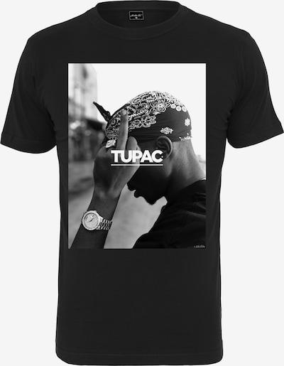 Mister Tee Herren '2Pac F*ck The World Tee' in schwarz, Produktansicht