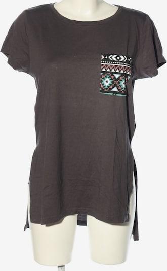 TWINTIP T-Shirt in M in braun, Produktansicht