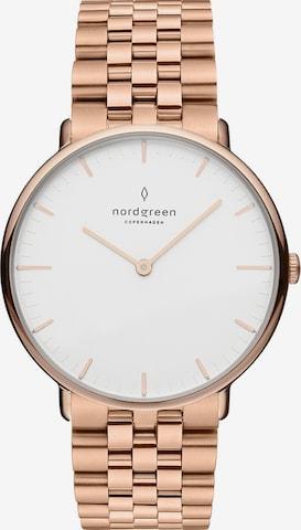 Nordgreen Nordgreen Unisex-Uhren Analog Quarz ' ' in Pink