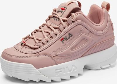 FILA Sneaker 'Disruptor' in altrosa / weiß, Produktansicht