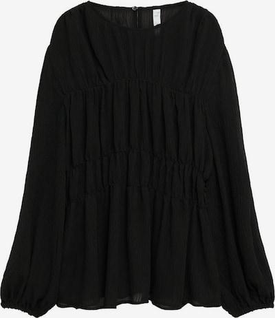 MANGO Bluza 'Tiga' u crna, Pregled proizvoda