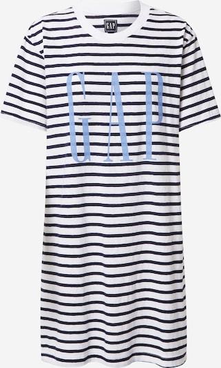 GAP Kleid in navy / hellblau / weiß, Produktansicht