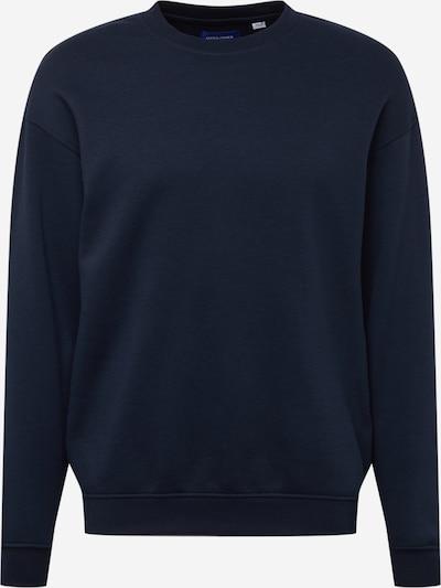 JACK & JONES Sweat-shirt en bleu marine, Vue avec produit