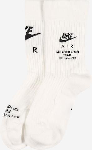 Nike Sportswear Sockor i vit