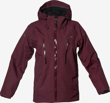 Isbjörn of Sweden Outdoor jacket in Red