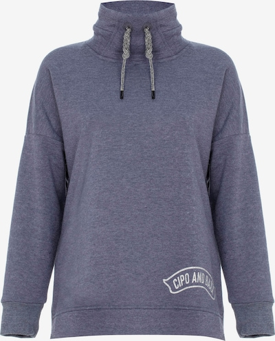 CIPO & BAXX Pullover in blau, Produktansicht
