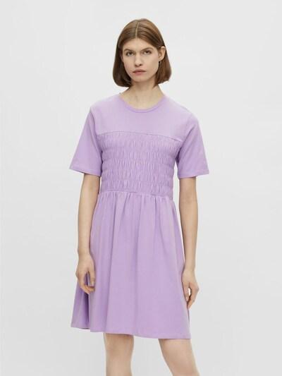 PIECES Kleid 'CHRISSY' in lila, Modelansicht