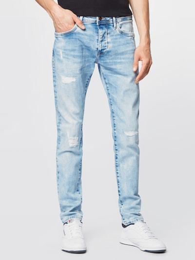 Pepe Jeans Дънки 'STANLEY BANDANA' в светлосиньо, Преглед на модела
