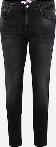 Tommy Jeans Plus Jeans in Black