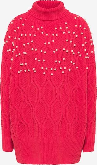 faina Oversized Sweater in Pitaya, Item view