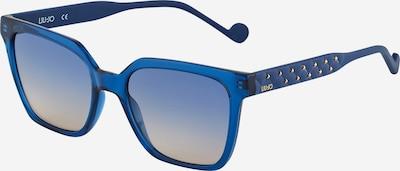 Occhiali da sole '742S' Liu Jo di colore blu cielo / oro, Visualizzazione prodotti
