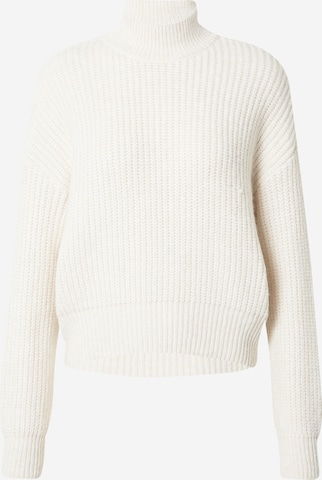 ABOUT YOU Sweater 'Tania' in Beige