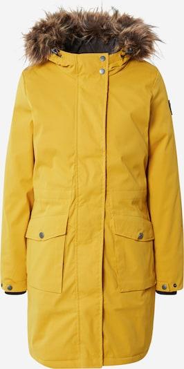 G.I.G.A. DX by killtec Pitkä takki ulkoiluun värissä ruskea / hunaja, Tuotenäkymä