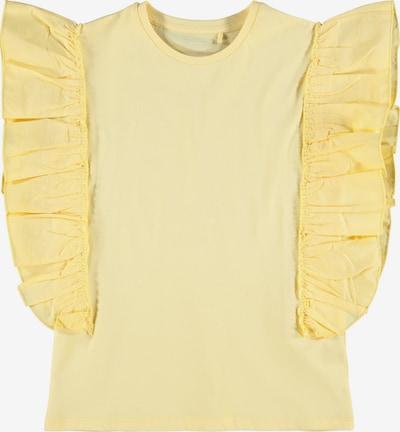 NAME IT Bluse 'Hine' in hellgelb, Produktansicht