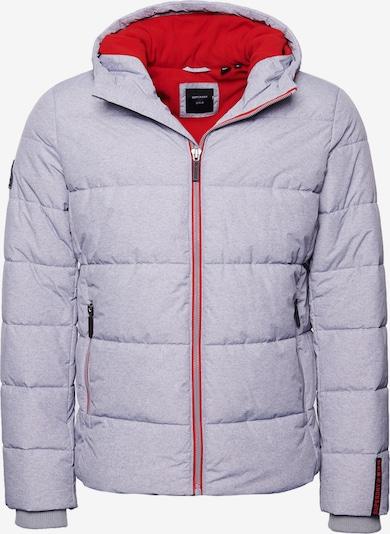 Superdry Winterjas in de kleur Grijs gemêleerd, Productweergave