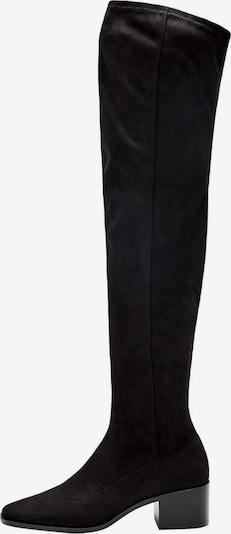 MANGO Čižmy nad koleno - čierna, Produkt