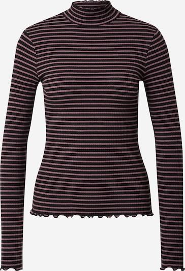 VERO MODA Shirt 'MOLLY' in altrosa / schwarz, Produktansicht