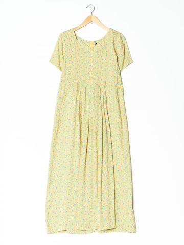 Erika Dress in XL in Yellow