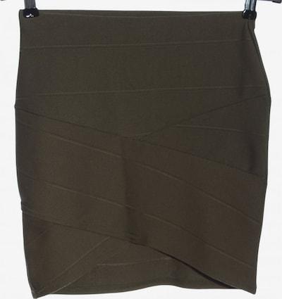 Missguided Minirock in S in khaki, Produktansicht