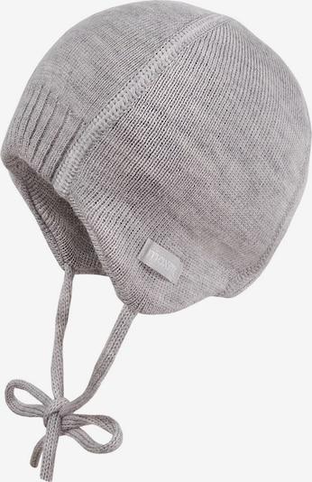 MAXIMO Cepure 'MARIS' tumši pelēks / raibi pelēks, Preces skats