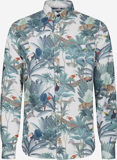 COLOURS & SONS Langarmhemd 'Alexander' in mischfarben, Produktansicht