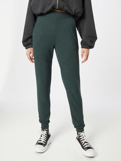 ONLY PLAY Broek 'Siggi' in de kleur Donkergroen, Modelweergave