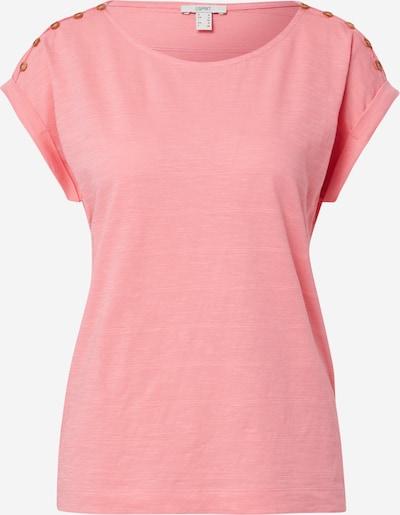 ESPRIT Shirt in koralle, Produktansicht