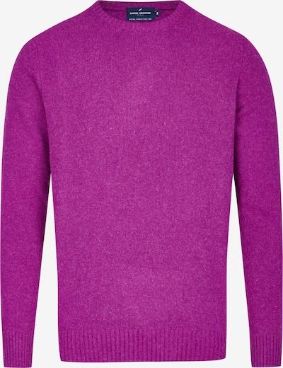 DANIEL HECHTER Pullover in magenta, Produktansicht