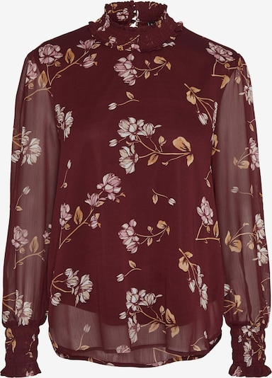 VERO MODA Μπλούζα 'Smilla' σε ανάμεικτα χρώματα / πορφυρό, Άποψη προϊόντος